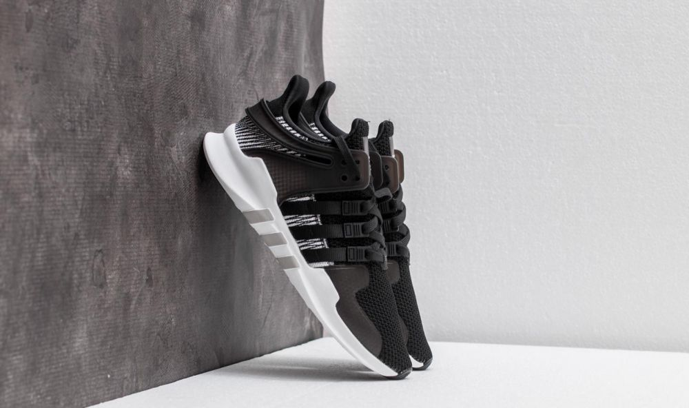 adidas Equipment Support ADV Core Black/ Core Black/ Ftw White EUR 40 2/3