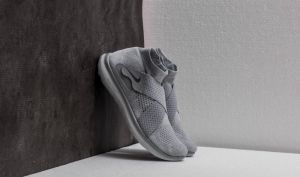 Nike Free Run Motion Flyknit 2017 Wolf Grey/ Cool Grey EUR 40.5