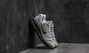 Nike Air Max 2017 Wolf Grey/ Black-Pure Platinum EUR 41