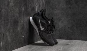 Nike Air Zoom Mariah Flyknit Racer Black/ White-Dark Grey EUR 42
