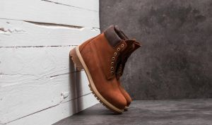 Timberland 6-Inch Boot Rust Brown EUR 41.5