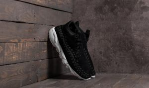 Nike Air Footscape Woven Chukka Black/ Black-White EUR 41