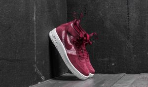 Nike Air Force 1 Ultraforce Mid Premium Dark Team Red/ Dark Team Red EUR 41