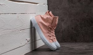 Converse Chuck Taylor All Star Hi Dust Pink/ Dust Pink/ Platinum EUR 36