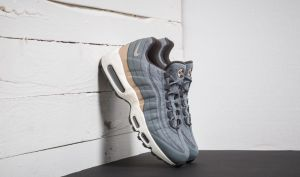 Nike Air Max 95 Premium Cool Grey/ Mushroom-Deep Pewter EUR 40