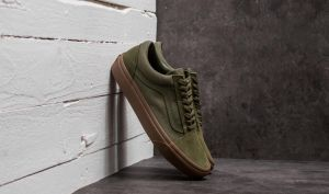 Vans Old Skool (Suede/ Canvas) Winter Moss/ Green EUR 40.5