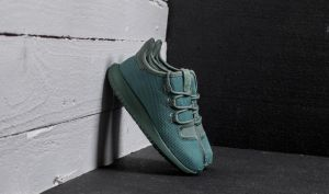 adidas Tubular Shadow I Trace Green/ Trace Green/ Tactile Yellow EUR 24