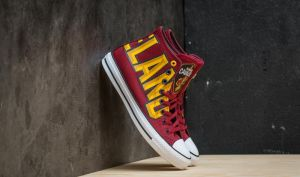 Converse x NBA Chuck Taylor All Star SE Hi Red/ Navy/ Yellow EUR 39.5
