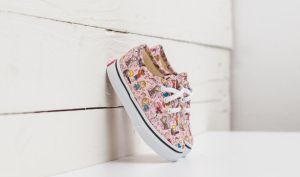 Vans x Peanuts Authentic Dance Party/ Pink EUR 17