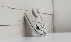 Vans x Peanuts Classic Slip-on Snoopy/ True White EUR 17