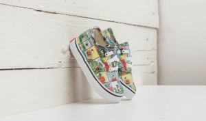 Vans x Peanuts Authentic Comics/ Black/ True White EUR 17