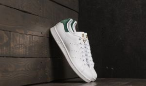 adidas Stan Smith J Ftw White/ Ftw White/ Core Green EUR 35.5