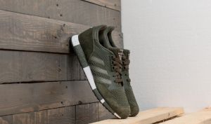 adidas x White Mountaineering Boston Super Primeknit Night Cargo/ Night Cargo/ Ftw White EUR 41 1/3