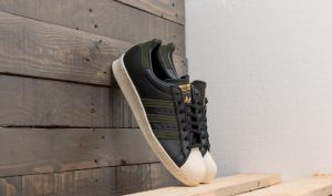 adidas Superstar 80s Core Black/ Night Cargo/ Core Black EUR 42
