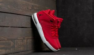 Jordan Flight Origin 4 Gym Red/ Black-Pure Platinum EUR 40.5