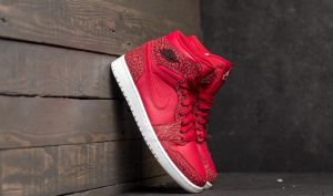 Air Jordan 1 Retro High Gym Red/ White-Team Red-White EUR 40