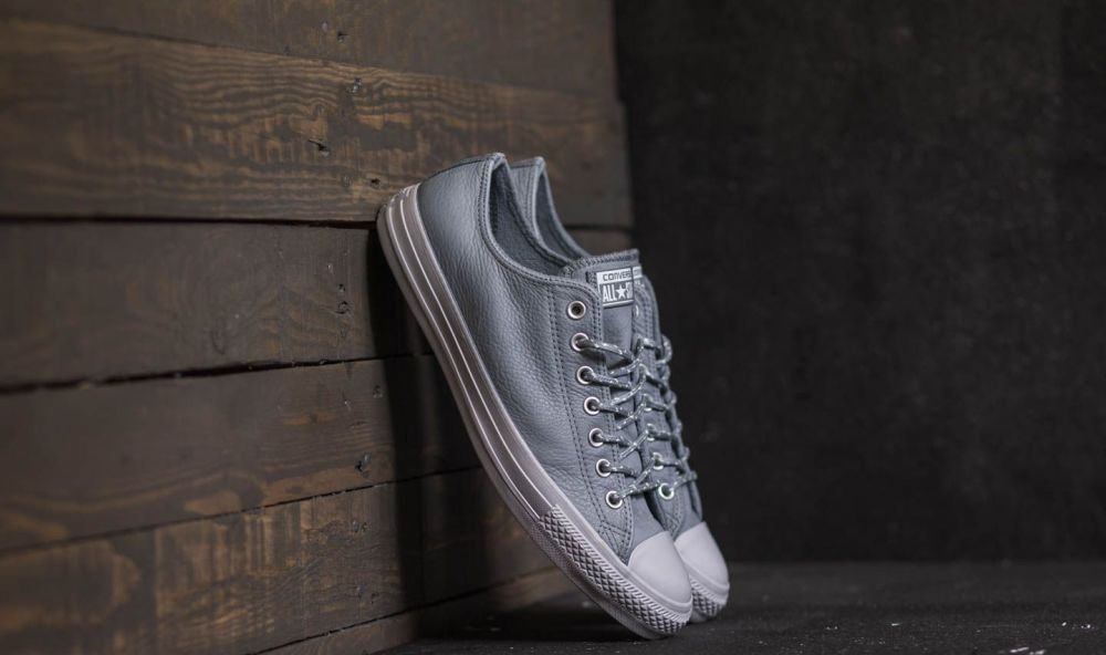ee7df5df5 Converse Chuck Taylor All Star Ox Cool Grey/ Pure Platinum EUR 44 značky  Converse - Lovely.sk