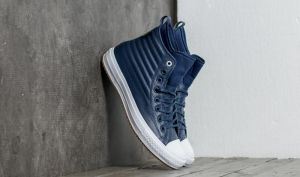 Converse Chuck Taylor All Star Waterproof Boot Hi Midnight Navy/ Wolf Grey EUR 43