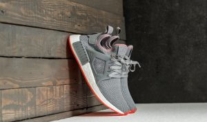 adidas NMD_XR1 Grey Three/ Grey Three/ Solid Red EUR 41 1/3