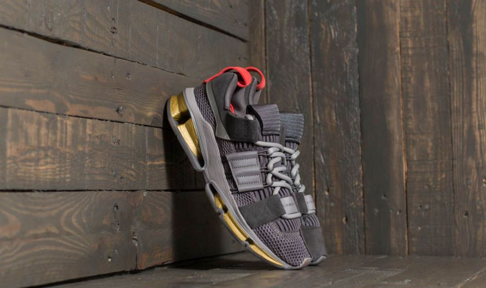 adidas Consortium Twinstrike A//D Clear Granite/ Bright Red EUR 37 1/3