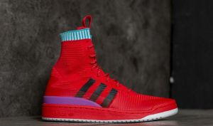 adidas Forum Winter Primeknit Scarlet/ Core Black/ Shock Purple EUR 37 1/3 galéria