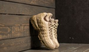 Nike Air Max 95 Premium Khaki/ Team Gold-Mushroom EUR 41