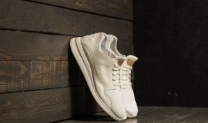 le coq sportif LCR R Pure Leather/Mesh Marshmallow/ Turtle D EUR 41