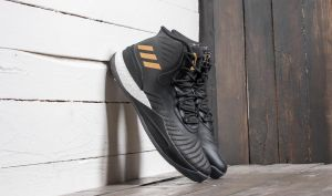 adidas D Rose 8 Core Black/ Gold Metalic/ Ftw White EUR 42 2/3