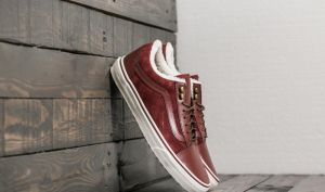 Vans Old Skool MTE DX Burgundy/ Marshmallow EUR 34.5