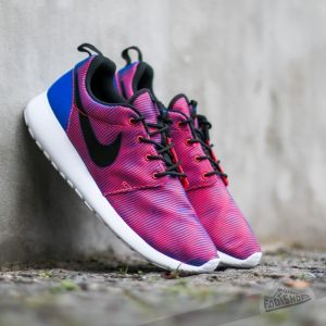 Nike Roshe One Premium Plus Racer Blue/ Black-Bright Crimson EUR 45.5