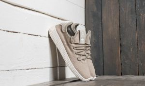 adidas Pharrell Williams Tennis HU C Tech Beige/ Tech Beige/ Crystal White EUR 32