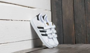 adidas Superstar CF I Ftw White/ Core Black/ Ftw White EUR 23