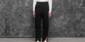Cheap Monday Haste Small Skull Trousers Black S