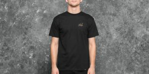 HUF Apparel T-Shirt Wild Cock Tee Black S