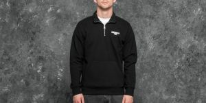 Carhartt WIP Shatter Script Sweat Black/ White S