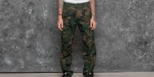 Carhartt WIP Aviation Pant Camo Combat Green W32/L32