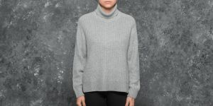 Carhartt WIP W Keego Sweater Grey Heather S