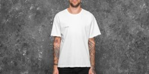 STAMPD New Order Tee Cream S