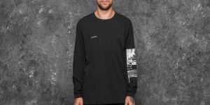 STAMPD New Orders Longsleeve Tee Black S