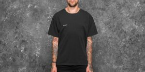 STAMPD New Orders Tee Black S