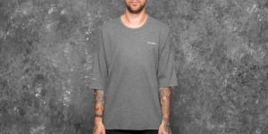 STAMPD 1993 State Tee Grey M