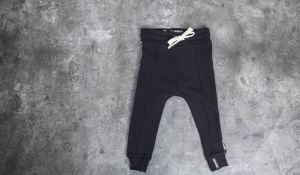 LoowFAT LoowKids! Sweatpants Black 1/2