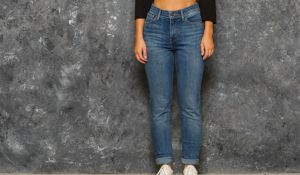 Levi's® 721 High Rise Skinny Jeans Fine Line W31/L32