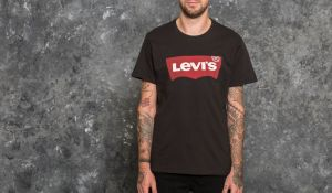 Levi's® Graphic Setin Neck H215 Tee Black S