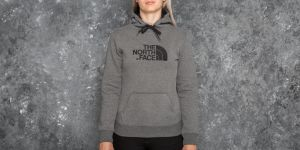 The North Face W Drew Peak Pullover Hoodie Medium Grey Heather S