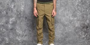 adidas White Mountaineering 6 Pocket Pants Trace Olive M