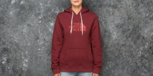 The North Face Drew Peak Pullover Hoodie Barolo Red S