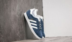 adidas Gazelle Collegiate Navy/ White/ Gold Metallic EUR 42