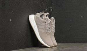 adidas NMD_R2 Vapor Grey/ Vapor Grey/ Tech Earth EUR 40 2/3