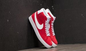 Nike SB Zoom Blazer Mid University Red/ White EUR 41